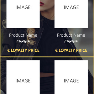Jango Fashions Mobile App